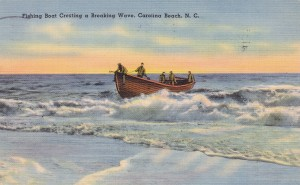 Fishing Boat Breakers - CB