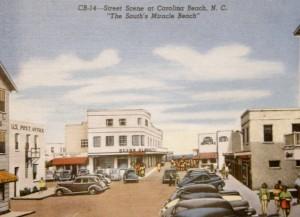 Ocean Plaza - 1940s
