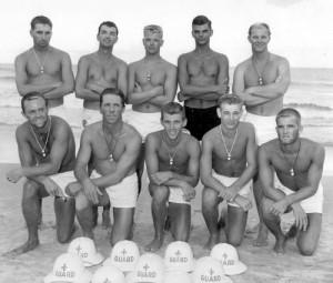 Carolin Beach Lifeguards