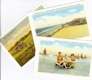 Postcards $1.50