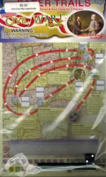 Civil War Paper Trails