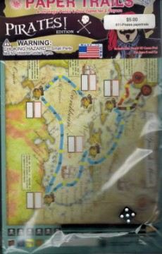 Pirates Paper Trails