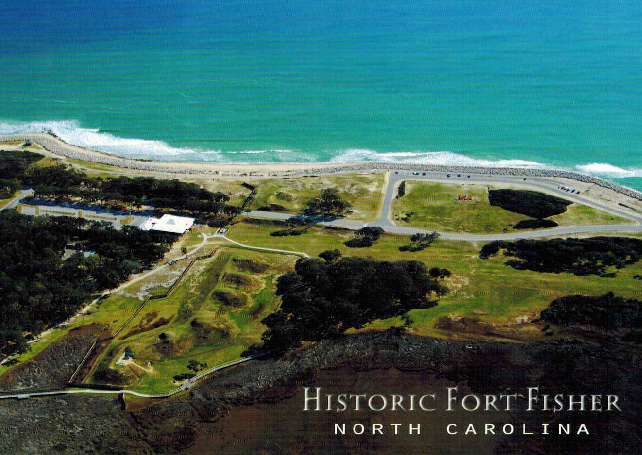 Fort Fisher - Aerial View
