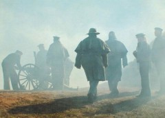 """Fort Fisher - """"The Haze of Battle"""""""