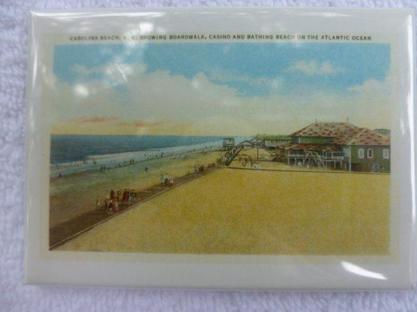old Boardwalk - Magnet