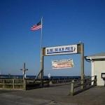 Kure Beach Pier - Entrance