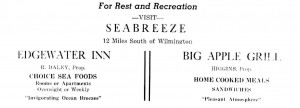 Visit Seabreeze Ad