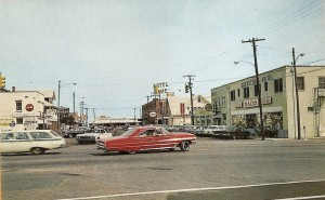 Harper Ave - CB - Mid 1960's