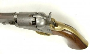 Colt Model 1849 Revolver - 5 shooter