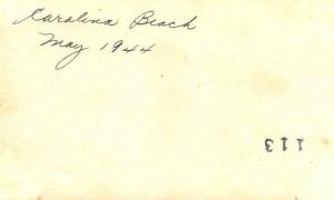 postcard date