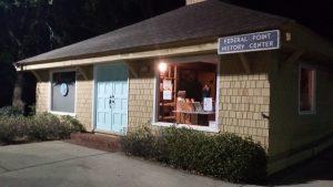 History Center At Night 050416